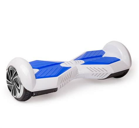 Smart Balance Wheel Transformer chrome color 8 inch hoverboard with bluetooth speaker