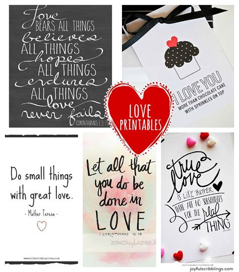 printable love quotes for her five free printable love quotes joyful scribblings