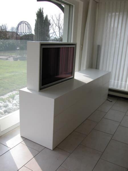 Versenkbarer Fernseher Möbel by Schreinerei Diener Volketswil D 195 188 Bendorf Spezialist F 195 188 R