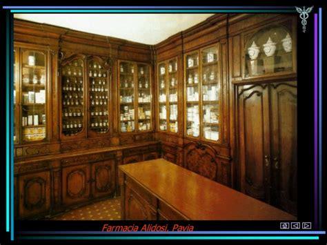 farmacie pavia r villano antiche farmacie italiane