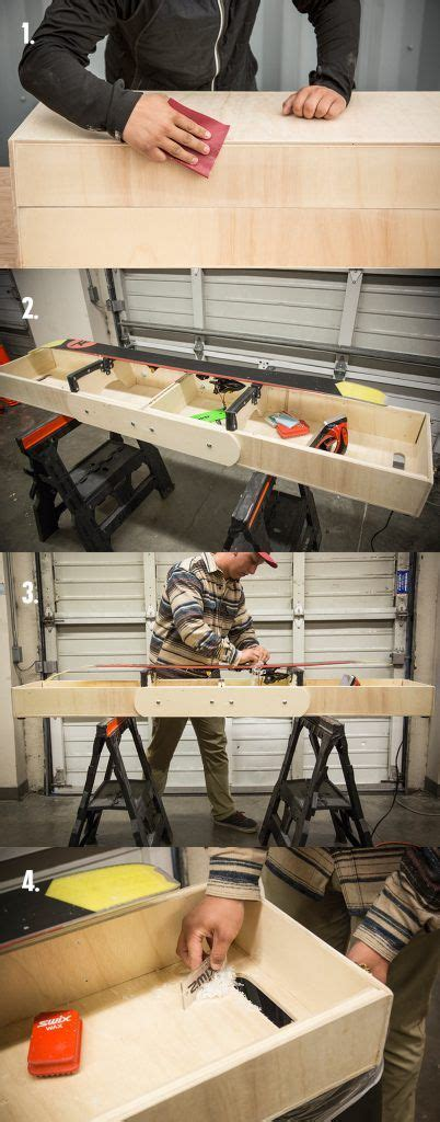 diy ski wax bench 1000 images about xc ski on pinterest sky homemade and skiing