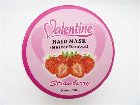Jual Masker Rambut Strawberry jual beli hair mask strawberry 500gr baru