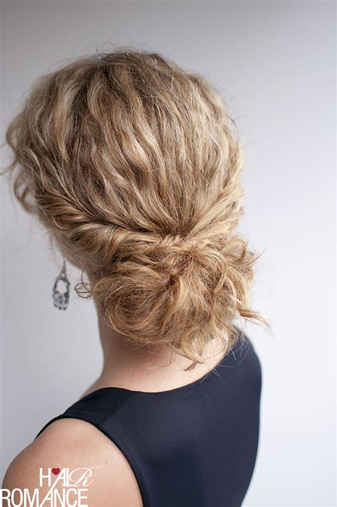 hairstyles with buns and curls top 14 hair tutorials of 2014 hair romance