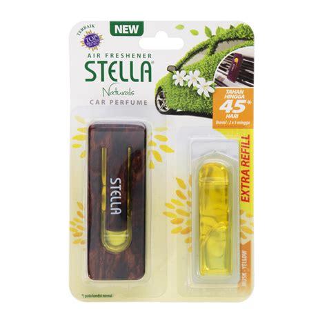 stella car perfume set musk 8ml elevenia