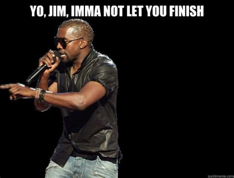 Imma Let You Finish Meme - kanye west christmas memes quickmeme