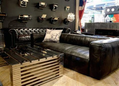 man cave furniture ideas  men manly interior designs