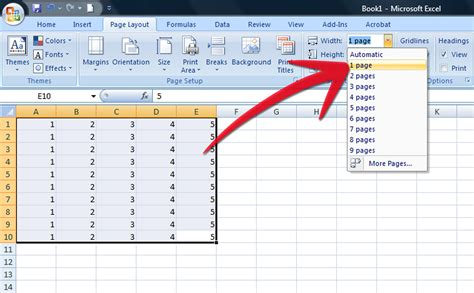 Parts Of A Spreadsheet by How To Print Part Of An Excel Spreadsheet 6 Easy Steps