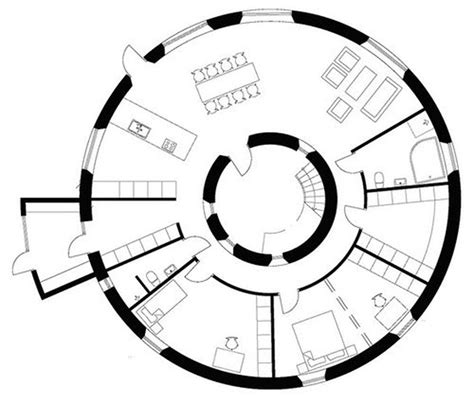 circular house plans home ideas