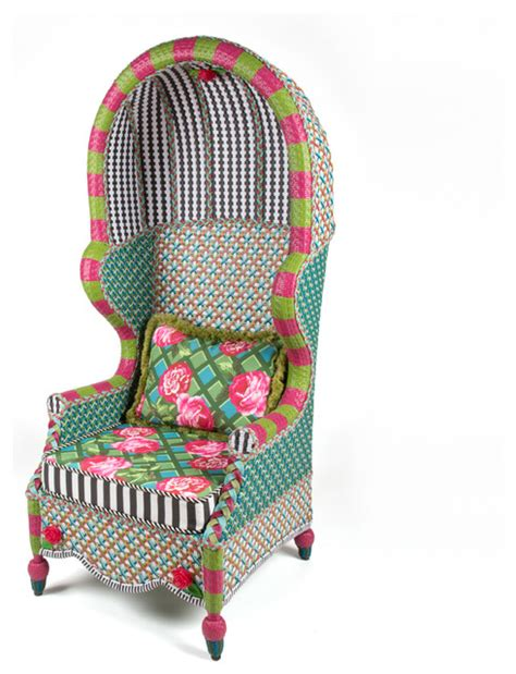 Child S Outdoor Chair by Greenhouse Outdoor Bonnet Chair Mackenzie Childs