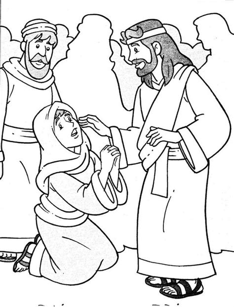 sunday school coloring pages jesus heals the sick cute jesus heals the sick laptopezine sunday school