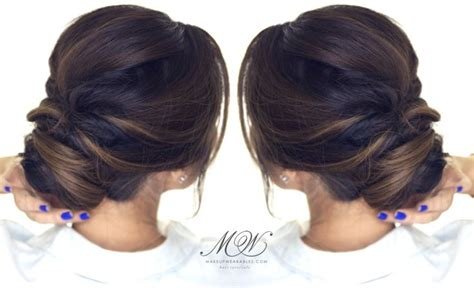 everyday elegant hairstyles easy bun hairstyles for school everyday homecoming wedding