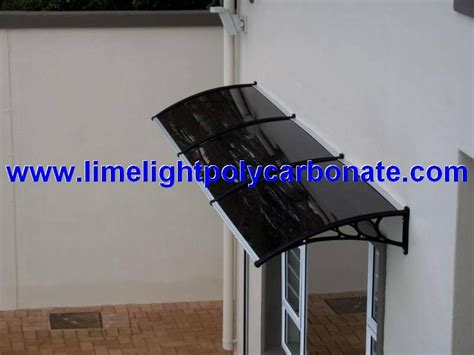 Diy Polycarbonate Awning by Awning Canopy Diy Awning Door Canopy Window Awning