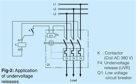mccb shunt trip wiring diagram 30 wiring diagram images
