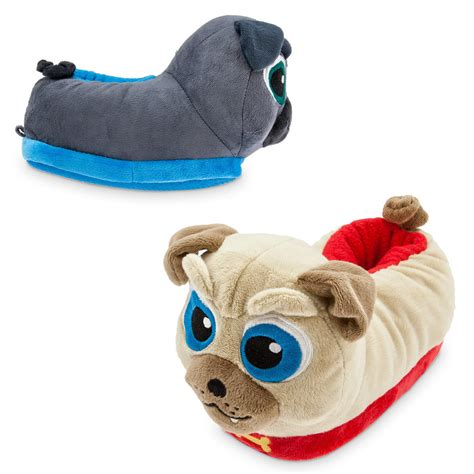 puppy pals clothes puppy pals slippers bingo and rolly disney clothing