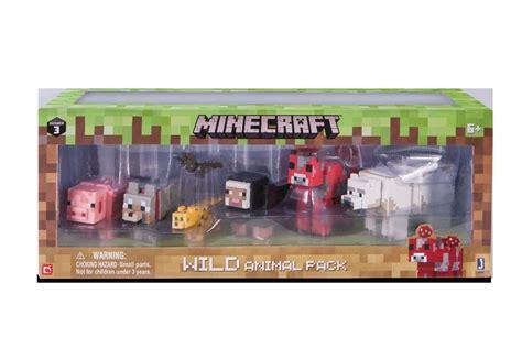figurki akcji tanie zabawki w empikcom minecraft figurki dzikie zwierzęta zestaw minecraft