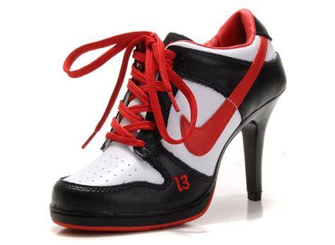 running shoes with high heel best 25 nike high heels ideas on high heels