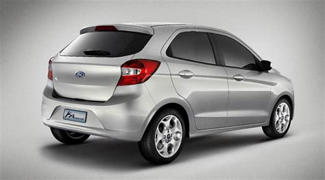 ford ka 5 porte ford ka 2015 official pictures by car magazine