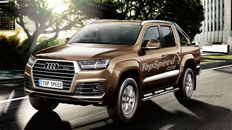 2019 Audi Pickup Review Gallery Top Speed