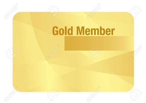Gold Membership Card Template by Impresa Di Pulizie Roma Pulizie Roma E Prov 800 971