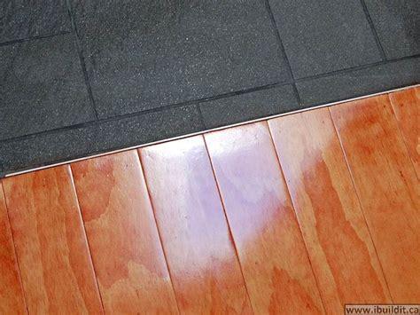 hardwood floor stripping tile floor transition strips water laminate flooring