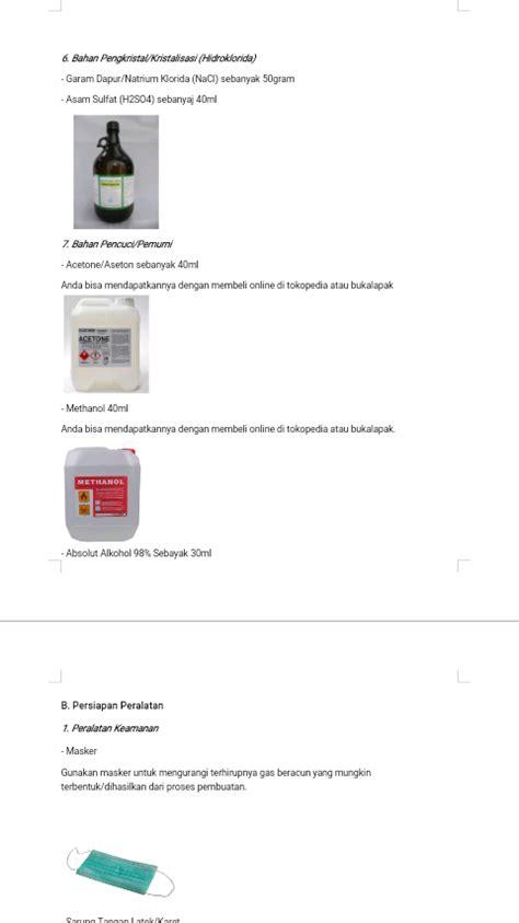 artikel membuat sabu cara membuat shabu ice methhetamine termudah dan