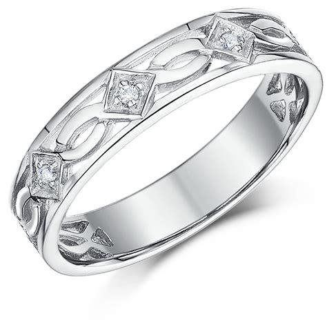 Wedding Bands Edinburgh by Wedding Rings Gaelic Wedding Rings Celtic Wedding Bands