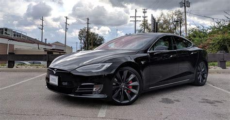 Tesla Model S P100d tesla model s p100d review
