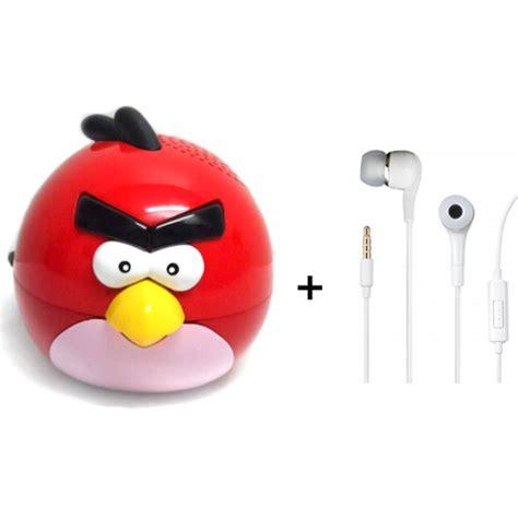 Earphone Angrybird buy vizio angry bird mp3 player with earphone at