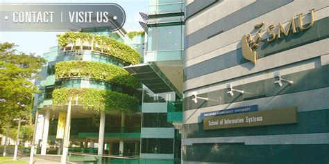 Smu Mba Admissions Singapore by Smu School Of Information Systems Contact Details Singluv