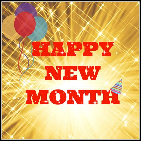 happy new month august 2014