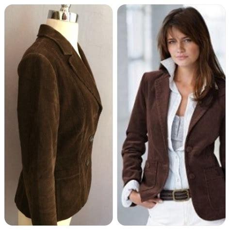 Blazer Zara Brown Murah 85 zara jackets blazers zara corduroy
