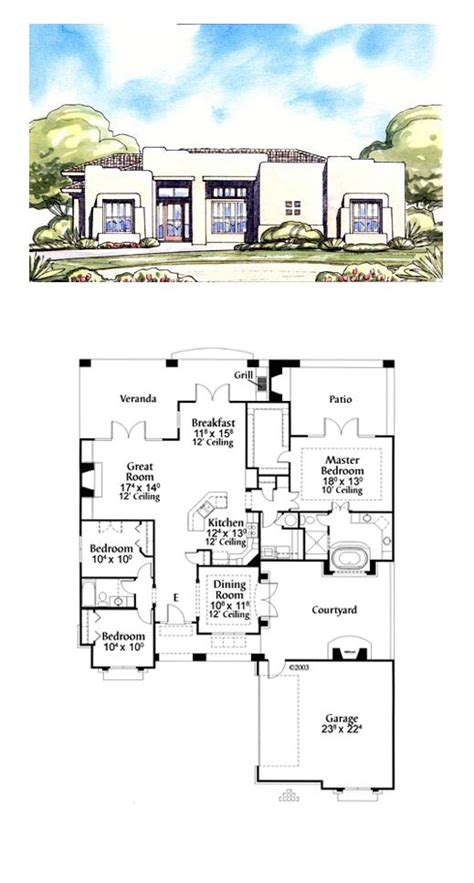 Santa Fe Home Plans by 49 Best Santa Fe House Plans Images On Car
