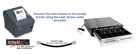 How To Connect Drawer To Printer by Faq How To Setup Hardware