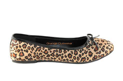 cheetah flat shoes pleaser 16 womens cheetah leopard print satin flats