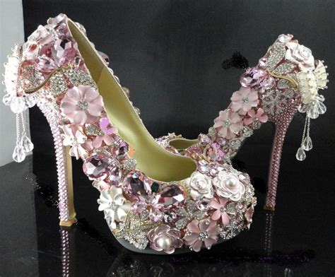 Shoe Bling by Bling Bling Wedding Shoes 425 Lol Expensive Tying