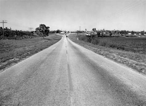 Highlands County Fl Court Records Florida Memory View Of Road 25 Highlands County Florida