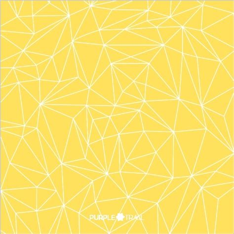 geometric pattern yellow gray and yellow faceted geometric pattern save the date