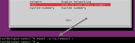 resetting ubuntu login password how to reset a ubuntu password make tech easier