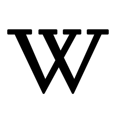 free design wiki wikipedia icon free download at icons8