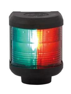 aqua signal bow light aqua signal series 40 red and green bow navigation light