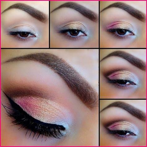 Makeup Kit Murah Meriah 35000 applying eye makeup step by pictures saubhaya makeup