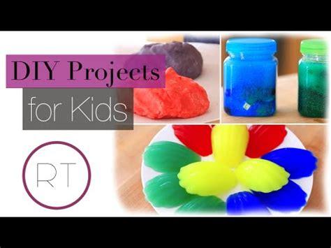 diy projects for kids fun diy projects for kids youtube