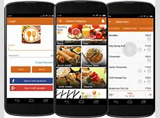 Online Food Ordering app Demo for Android|iPhone & Windows ... J2me Development