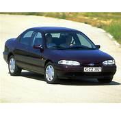 FORD Mondeo Sedan Specs  1993 1994 1995 1996