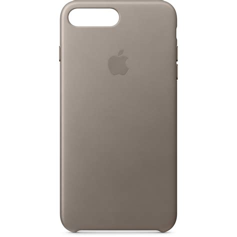 h iphone 7 plus apple iphone 7 plus 8 plus leather taupe mqhj2zm a b h