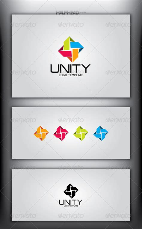 unity template unity logo template graphicriver