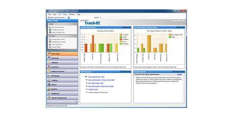 Trackit Help Desk by Komputer Kraft Consulting Bmc Track It Service Desk