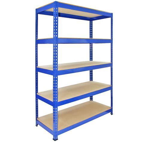 Shelf Warehouse Company 1 racking bay 120cm garage shelves storage warehouse