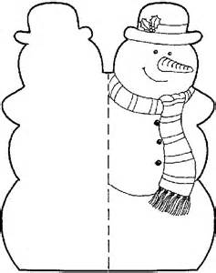 Snowman Templates To Cut Out by Snowman Cut Out New Calendar Template Site