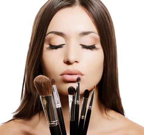 how to clean make up brushes at home 1